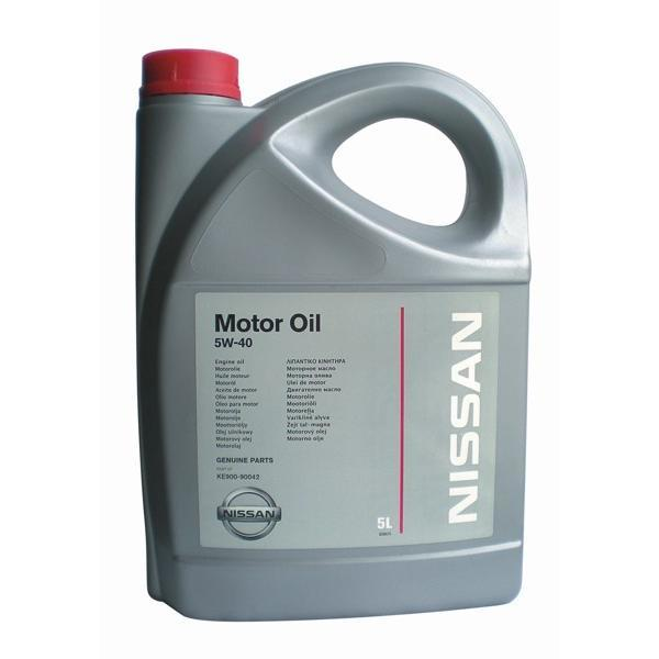 Моторное масло NISSAN Motor Oil DPF 5W-30 5л