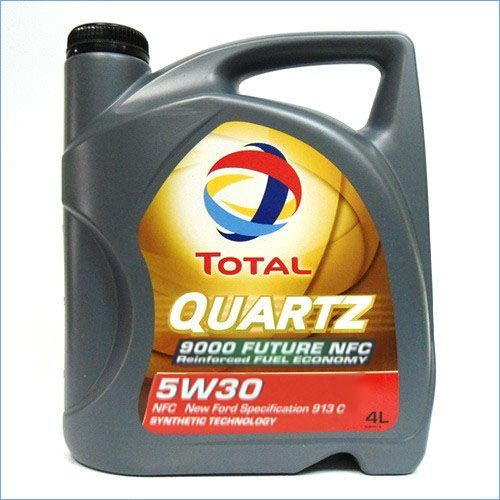 Моторное масло Total QUARTZ 9000 FUTURE NFC 5W-30 4л