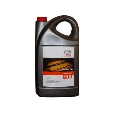 Моторное масло TOYOTA ENGINE OIL 5W-30 5л